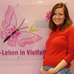 Laura Schödermaier, Projektmitarbeiterin. Sozialberaterin in arabischer, deutscher und englischer Sprache