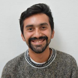 Ivan Martinez, Projektmitarbeiter Prozessbegleitung Ehrenamt in Vielfalt